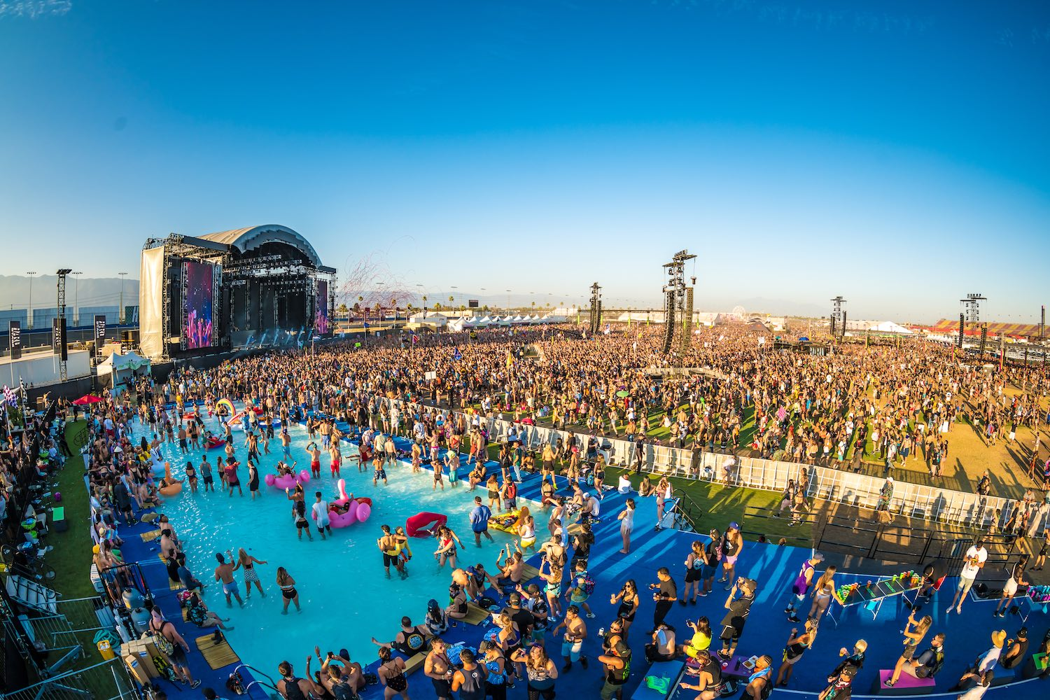 HARD Summer - Best US Electronic Music Festivals
