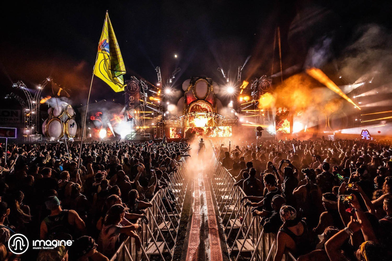 Imagine Music Festival - Top US Festivals