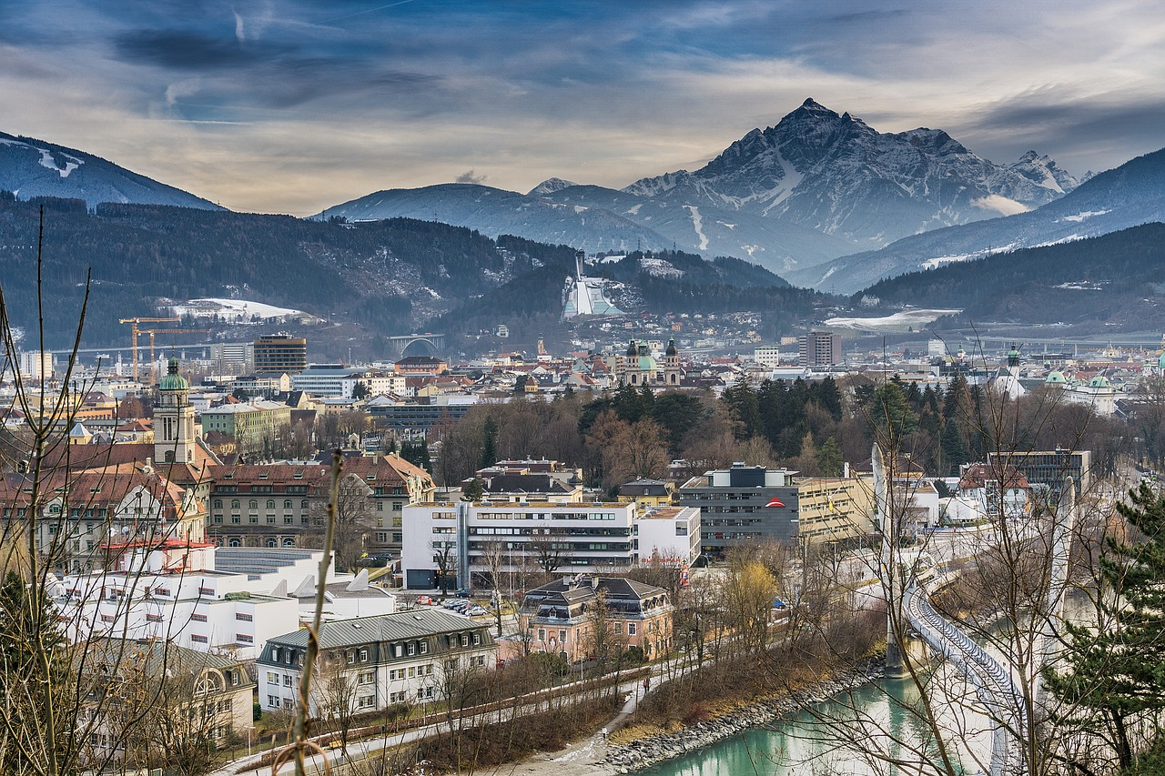 Innsbruck, Austria - Best places to visit in Europe in February