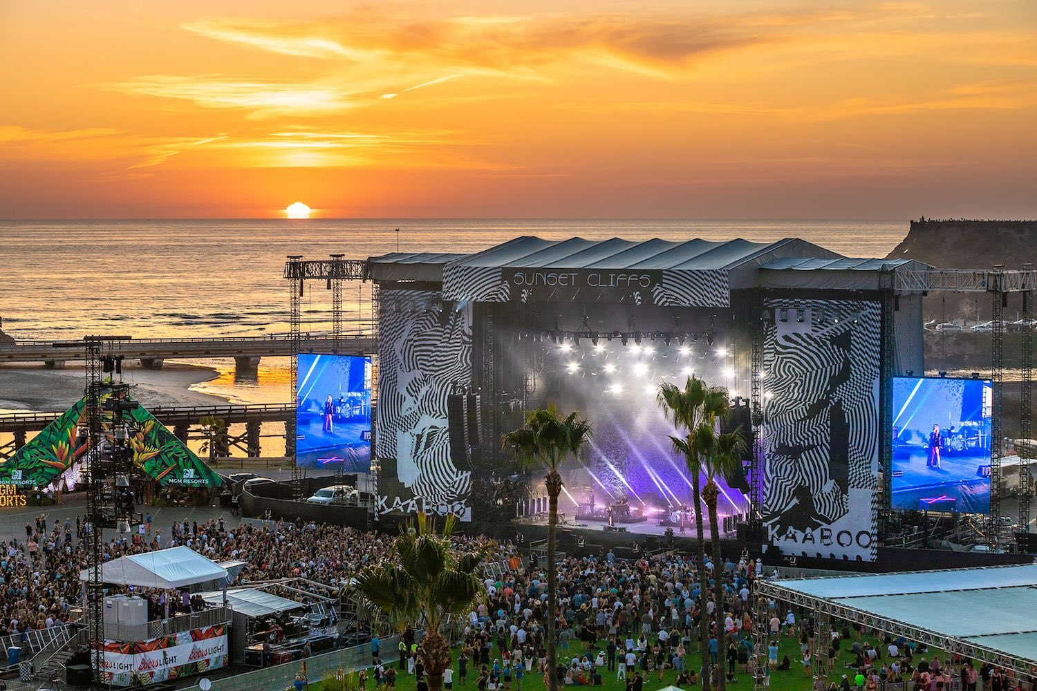 Kaaboo Del Mar - Best USA Music Festivals 2020