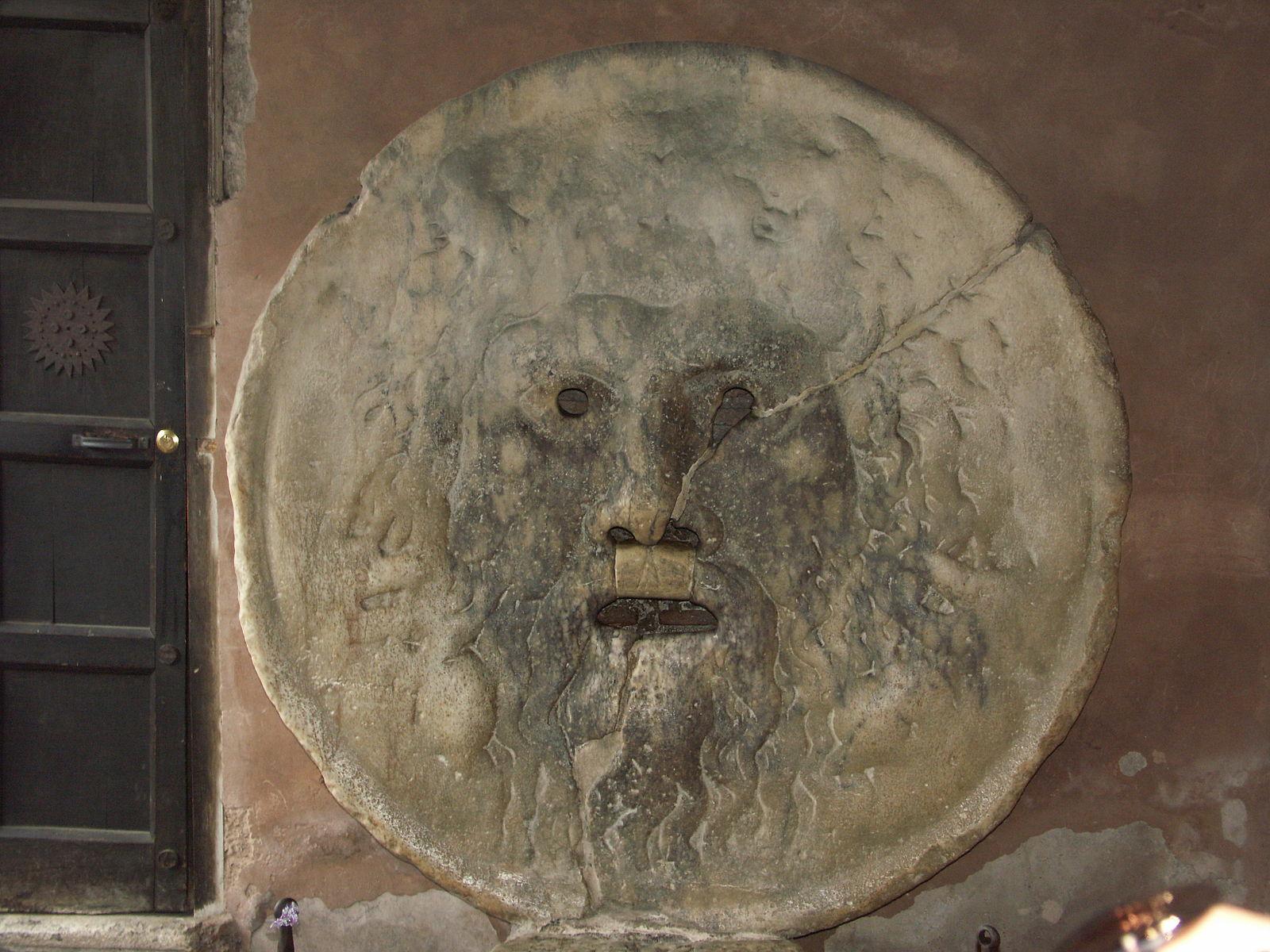 La Bocca della Verita- 3 Days in Rome