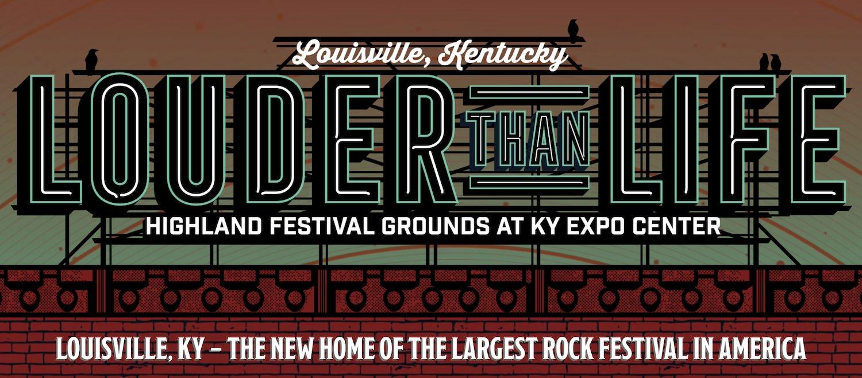 Louder Than Life Festival 2020 - Best US Music Festivals