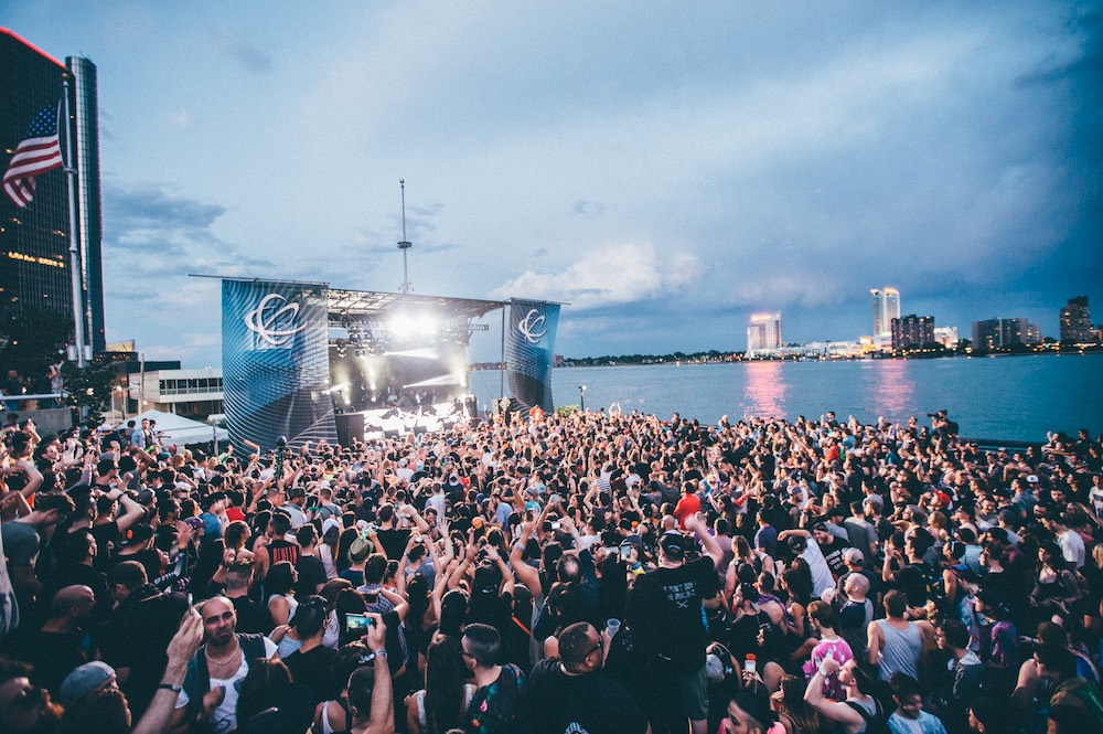 Movement Electronic Techno Festival - Best US Festivals 2020