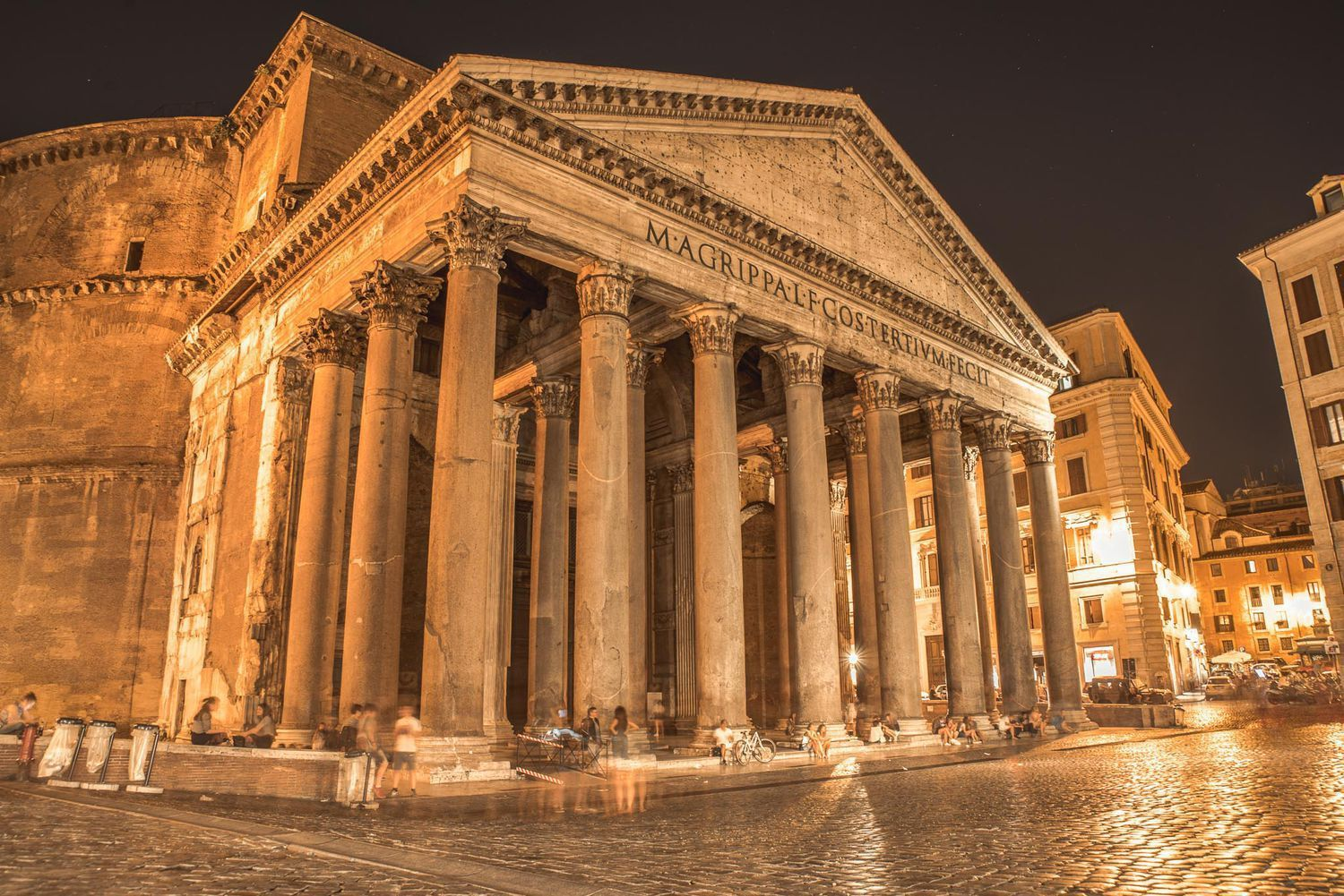 Pantheon - 3 Days in Rome itinerary