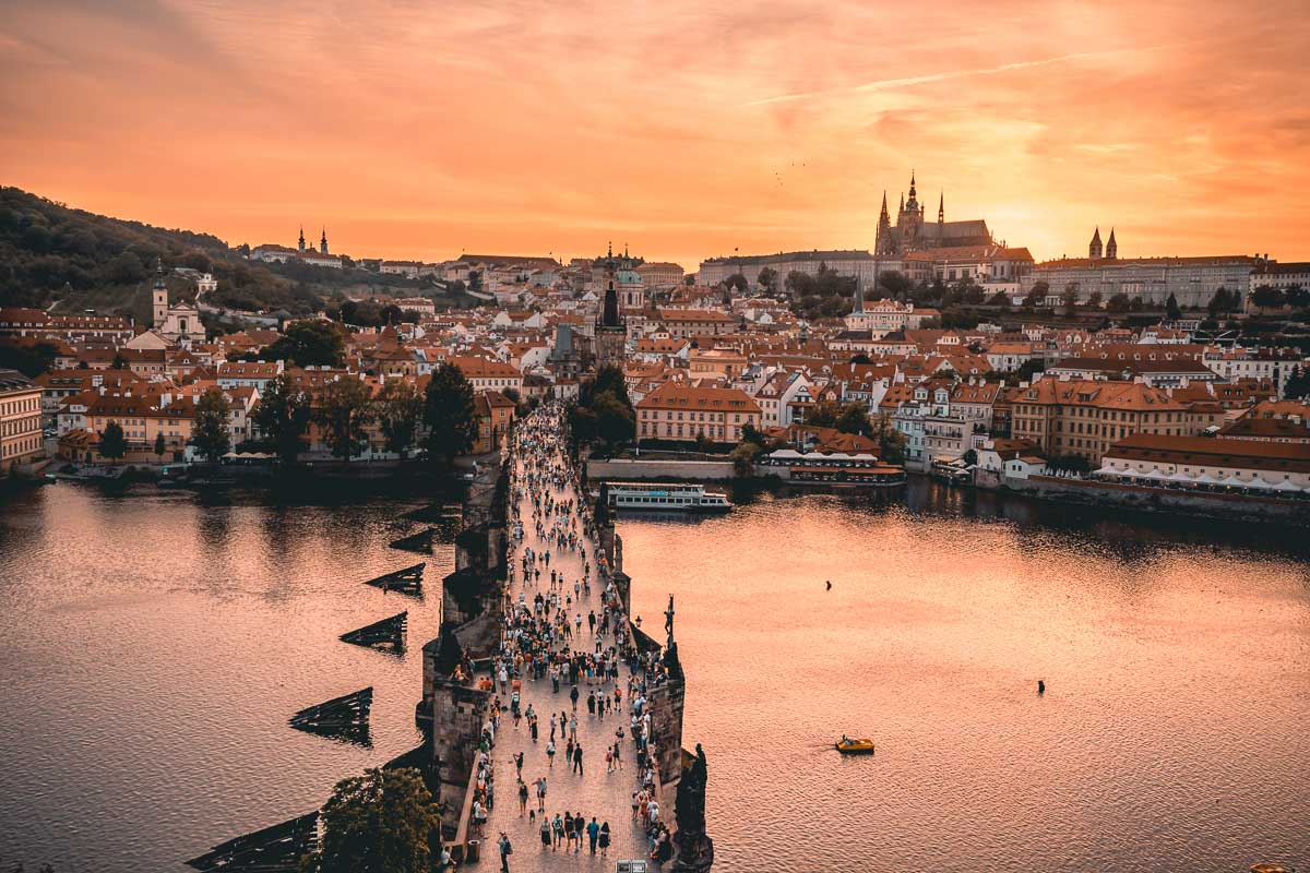 Prague - Best Places to Visit in Europe in February