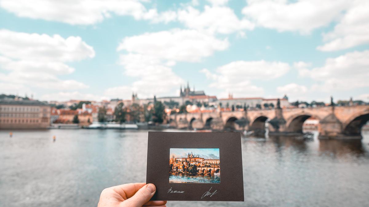 Prague - Europe Winter Travel