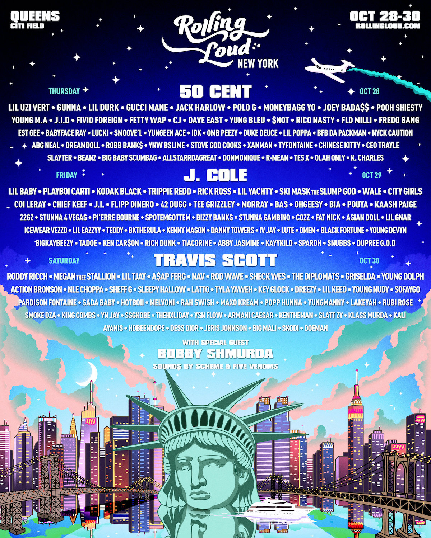 Rolling Loud Festival USA 2021