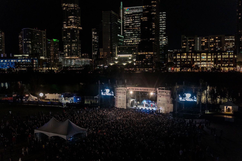 SXSW - Best US Music Festivals 2020