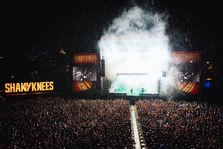 Shaky Knees - Best USA Music Festivals