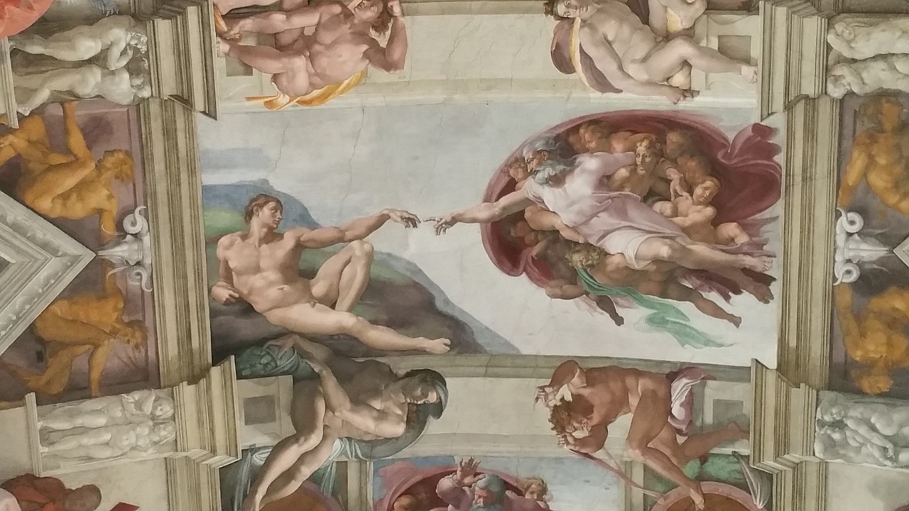 Sistine Chapel - 3 Days in Rome Itinerary