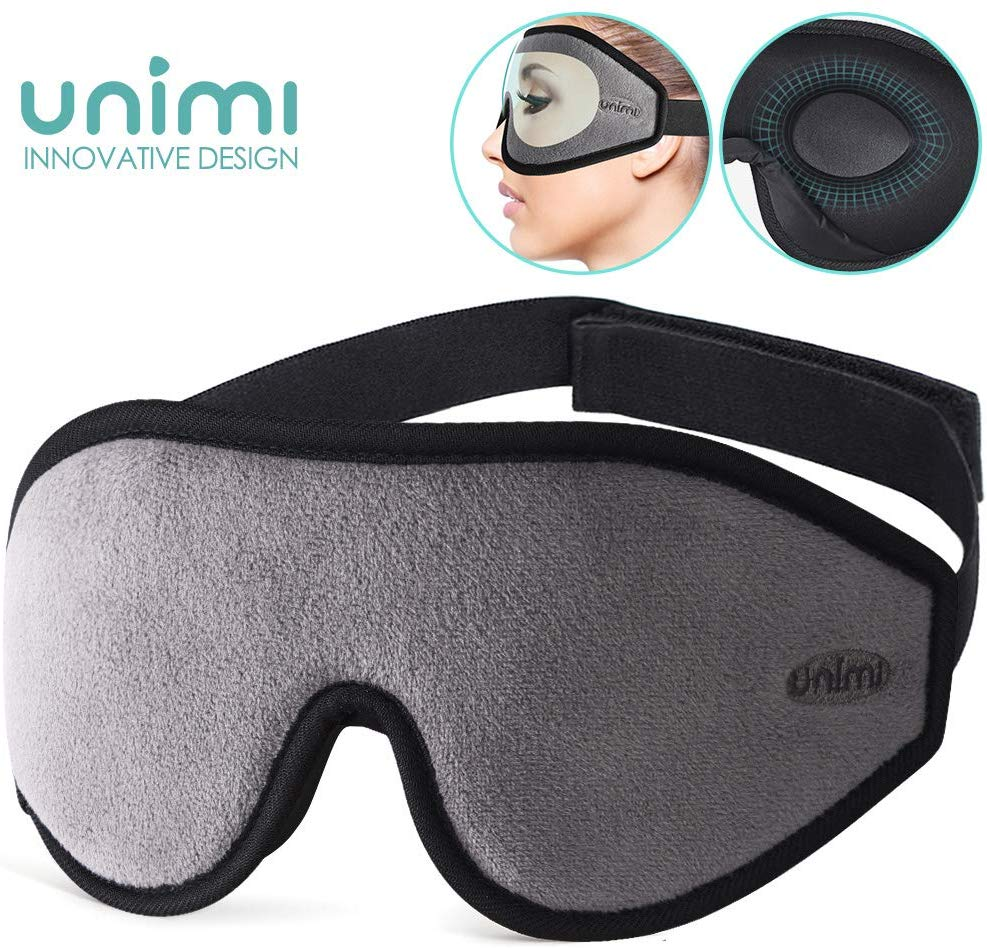 Sleep Mask - Gifts For Travel Men