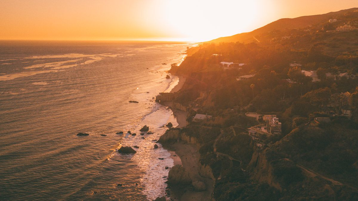 Sunset Beach Quotes for Instagram