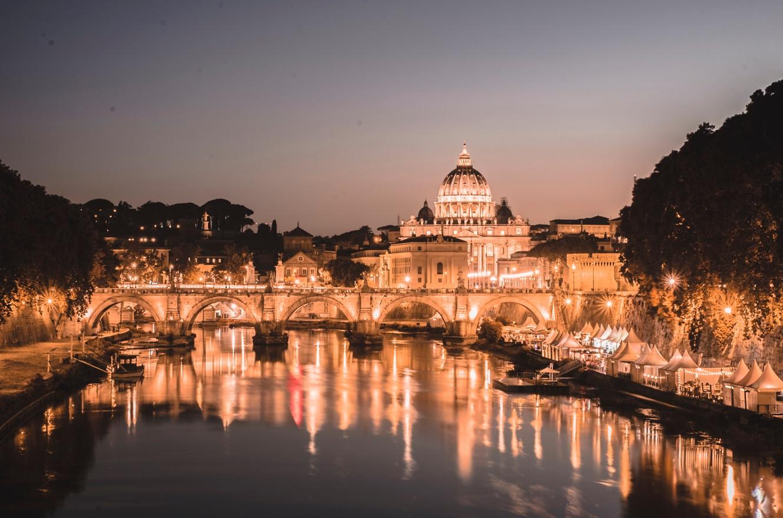 Tiber River- Rome in 3 Days