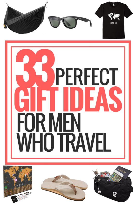 Travel Gifts For Men 2020
