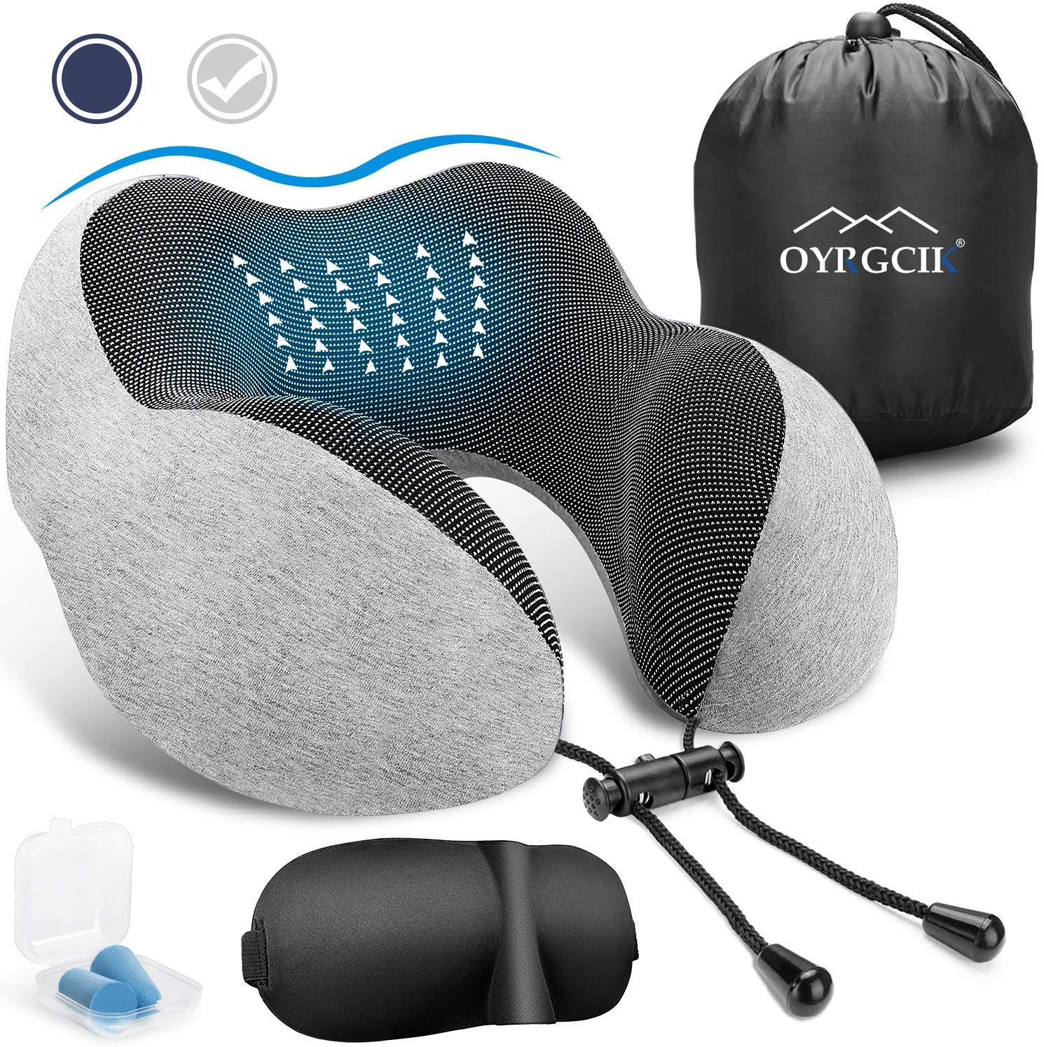 Travel Pillow for Long Haul Flights - Best Gifts For Men 2020
