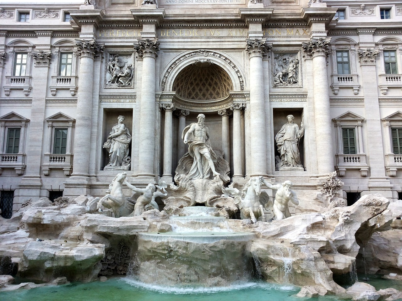 Trevi Fountain - 3 Days in Rome, Italy attractions