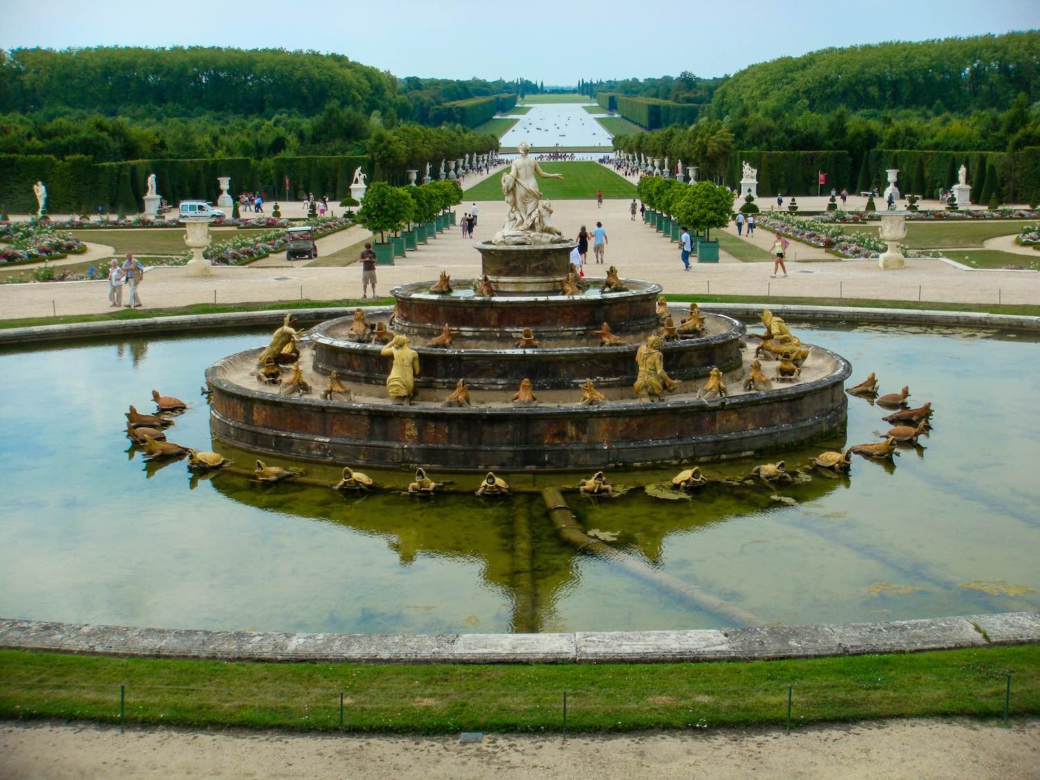 Versailles Day Trip - 4 Days in Paris Itinerary
