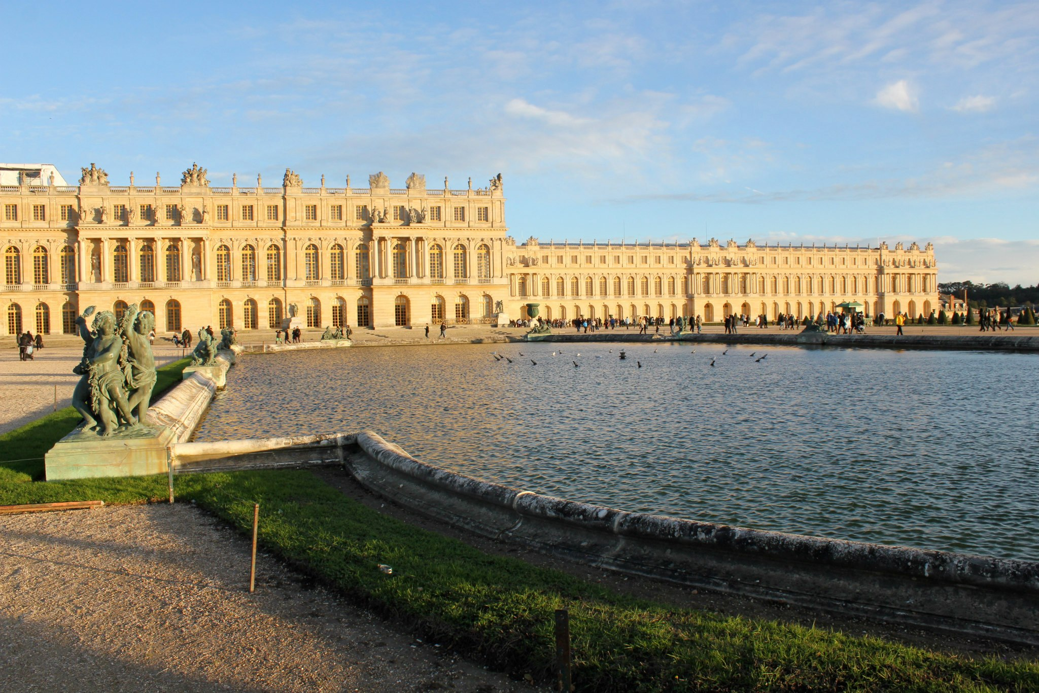 Versailles - Paris in 4 Days Itinerary