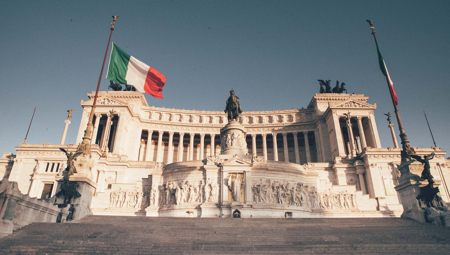 Victor Emmanuel II Monument - 3 Days in Rome Itinerary