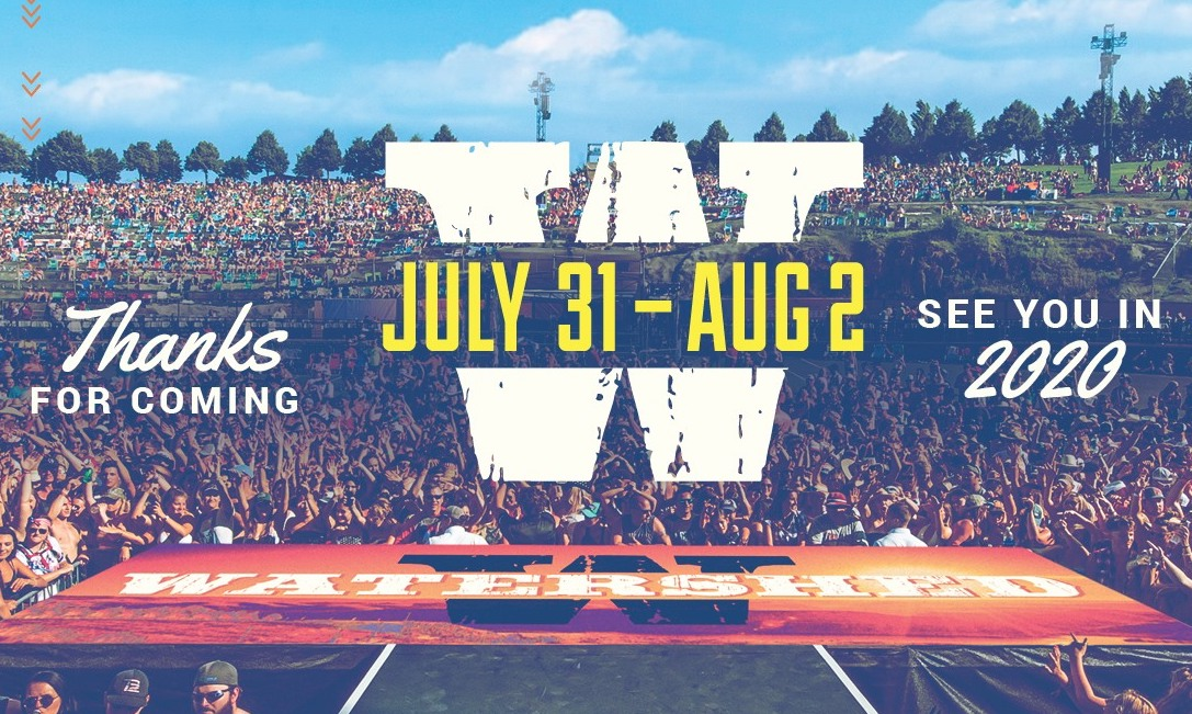 Watershed Music Festival - Top 50 US Festivals 2020