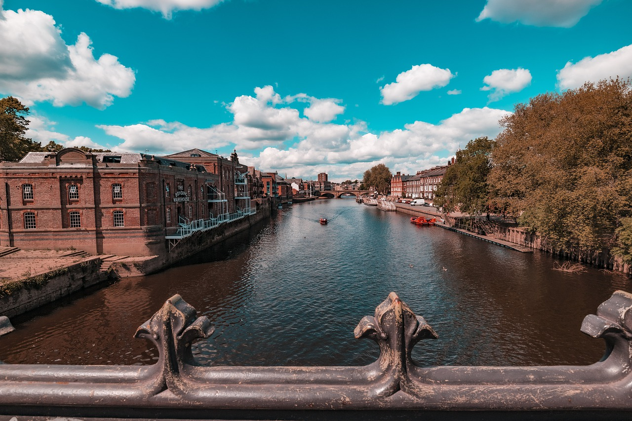 York, England - Best Places to Visit in February Europe