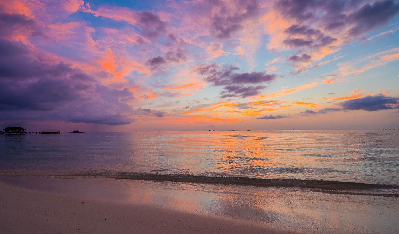 sunset beach quotes