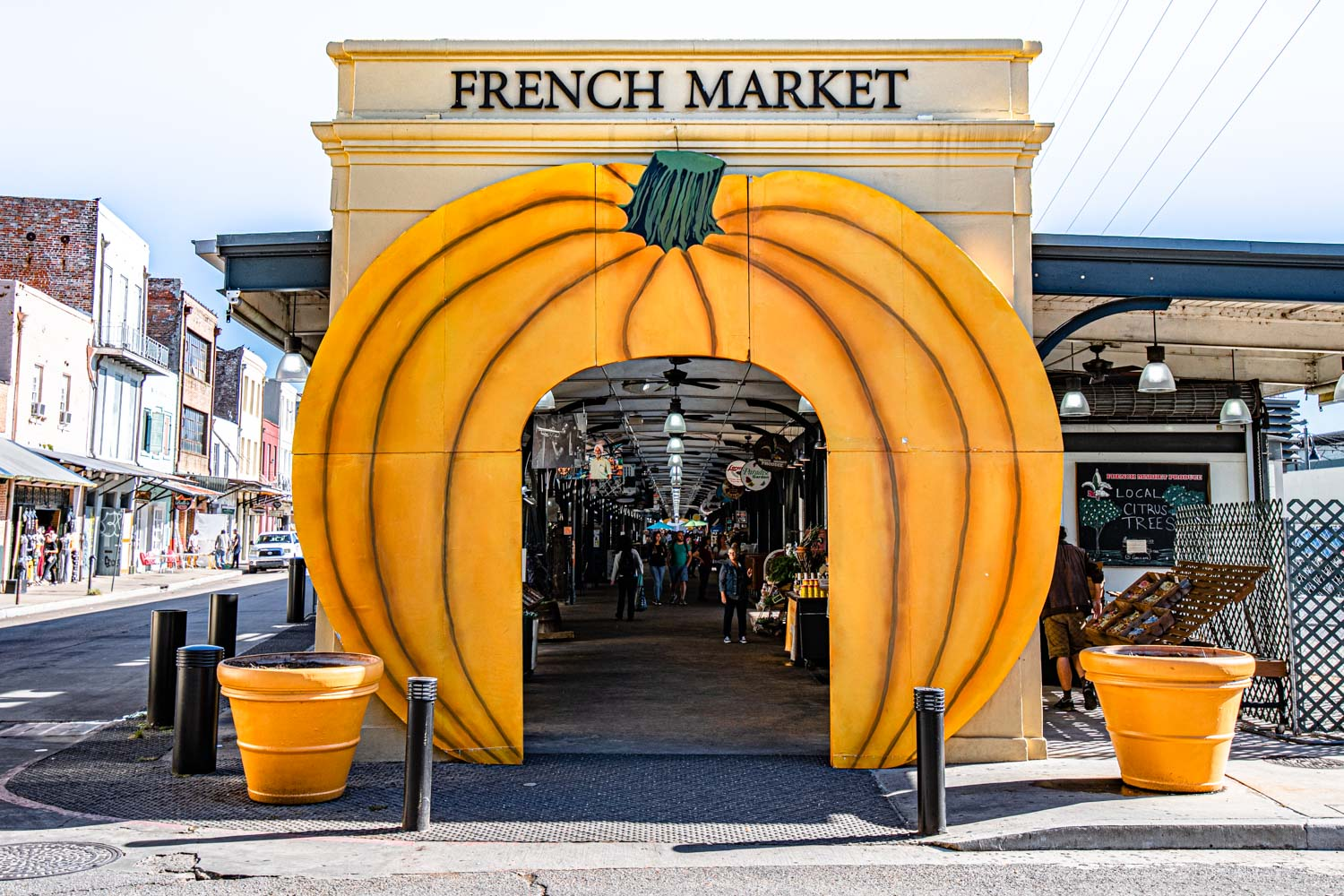French Market - 2 Days in New Orleans