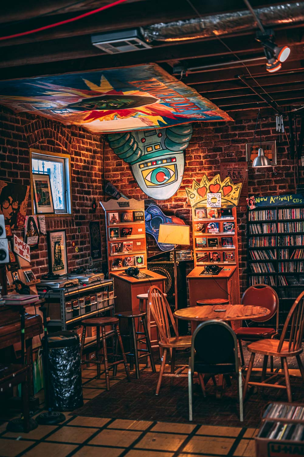 Euclid Records - New Orleans Itinerary