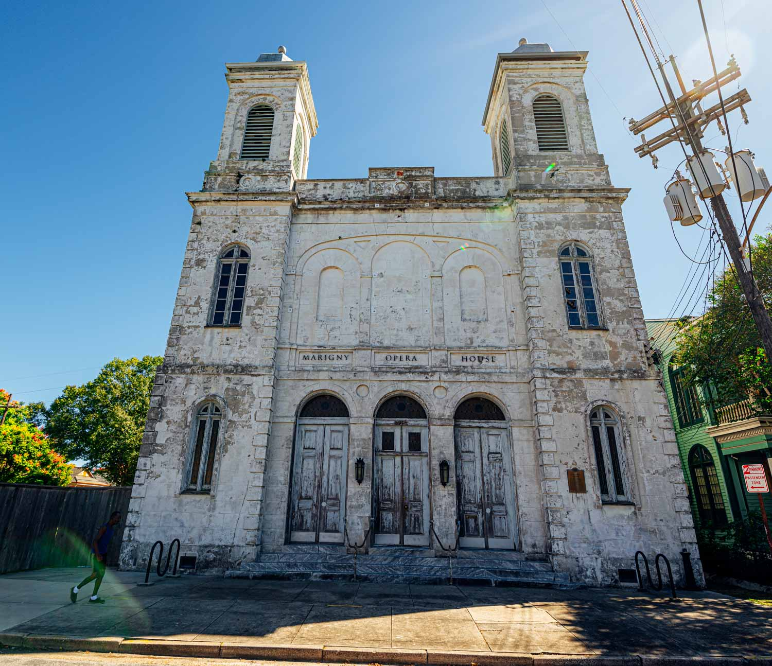 Marigny Opera House -2 Days in New Orleans