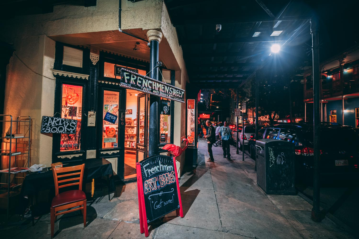 Frenchman Street - 2 Days in New Orleans