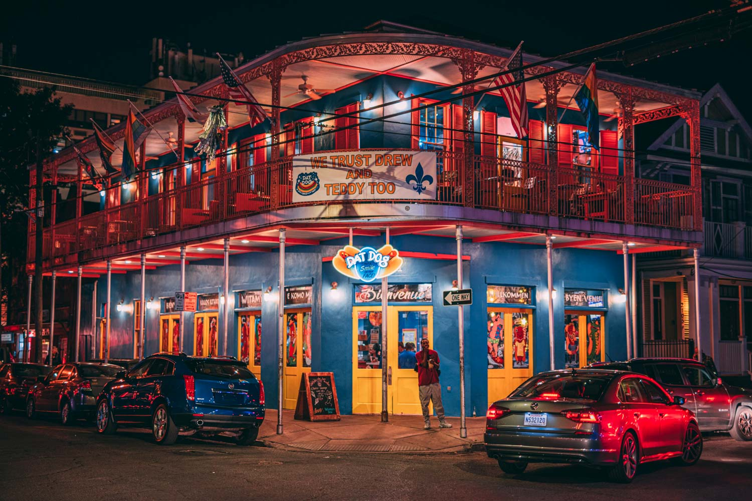 Frenchman Street - Best New Orleans Itinerary