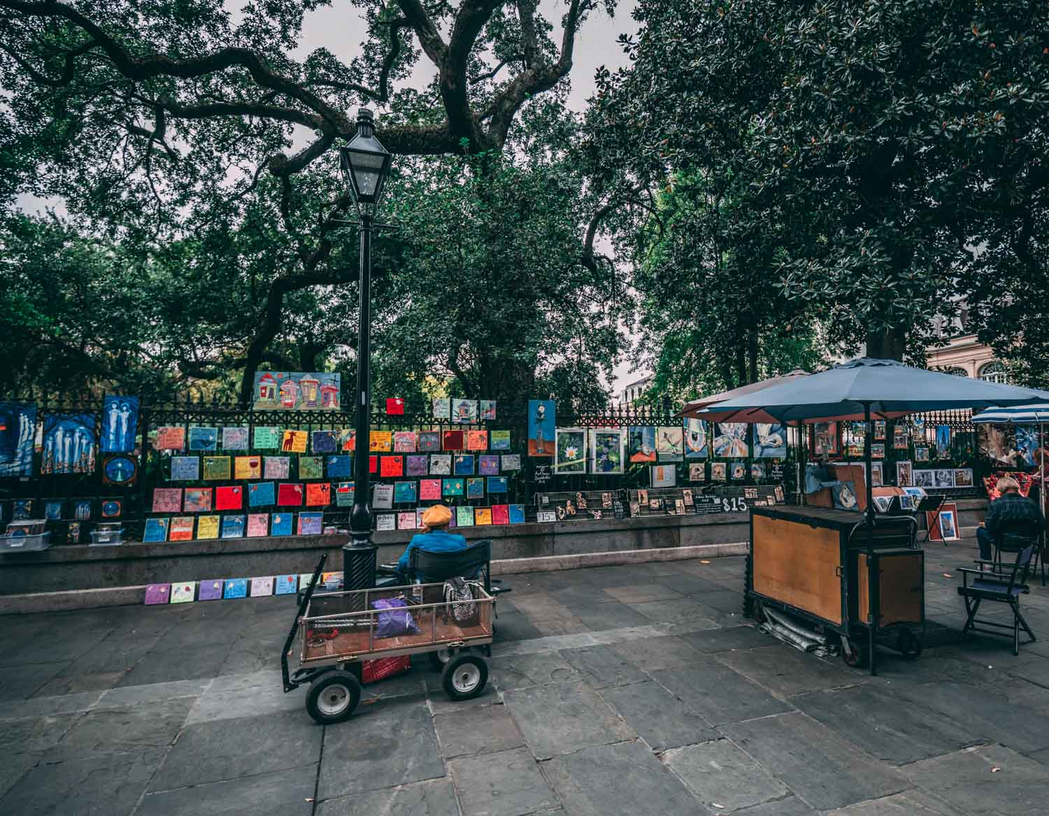 Jackson Square - 2 Days in New Orleans Itinerary