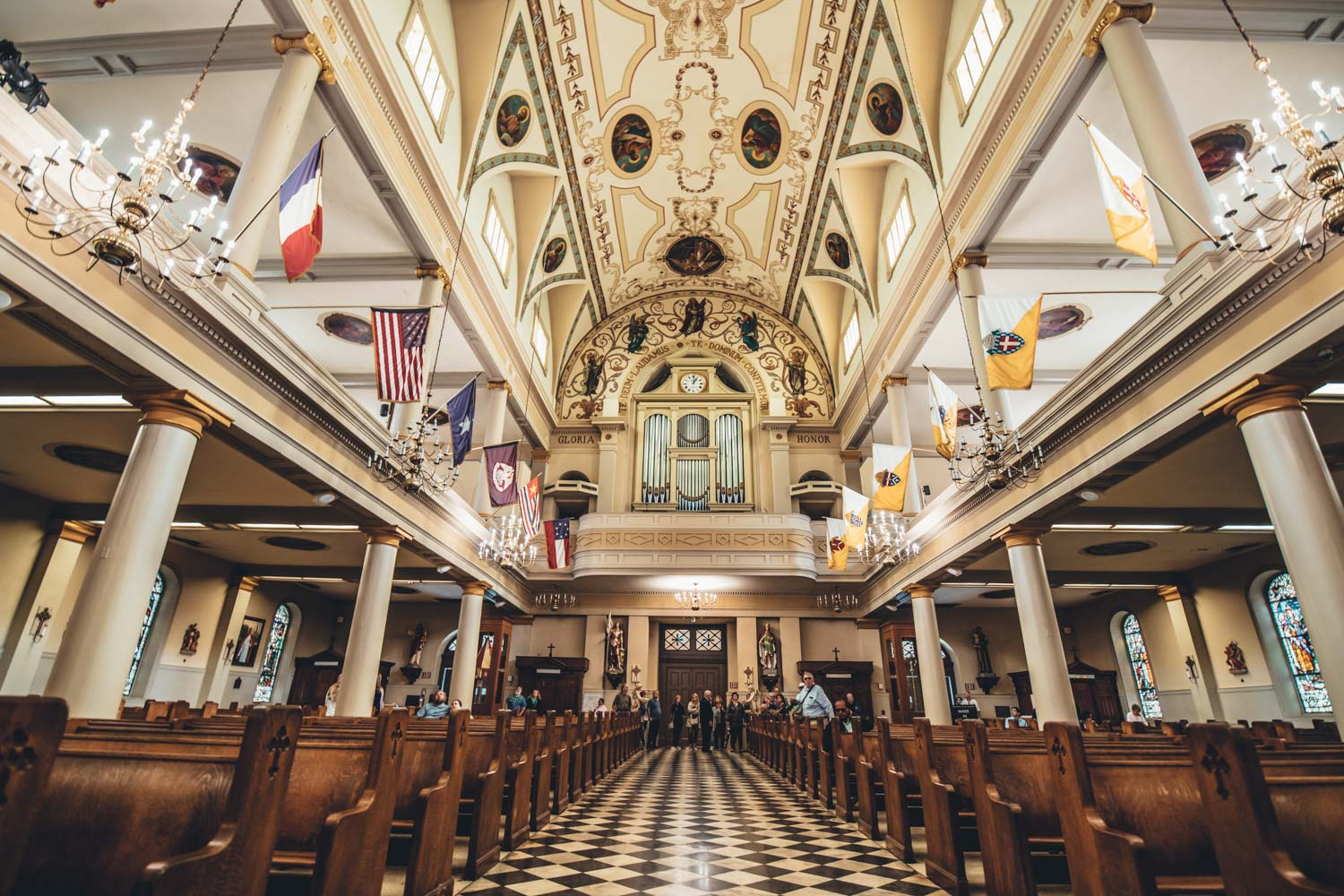St. Louis Cathedral - 2 Days in New Orleans Itinerary