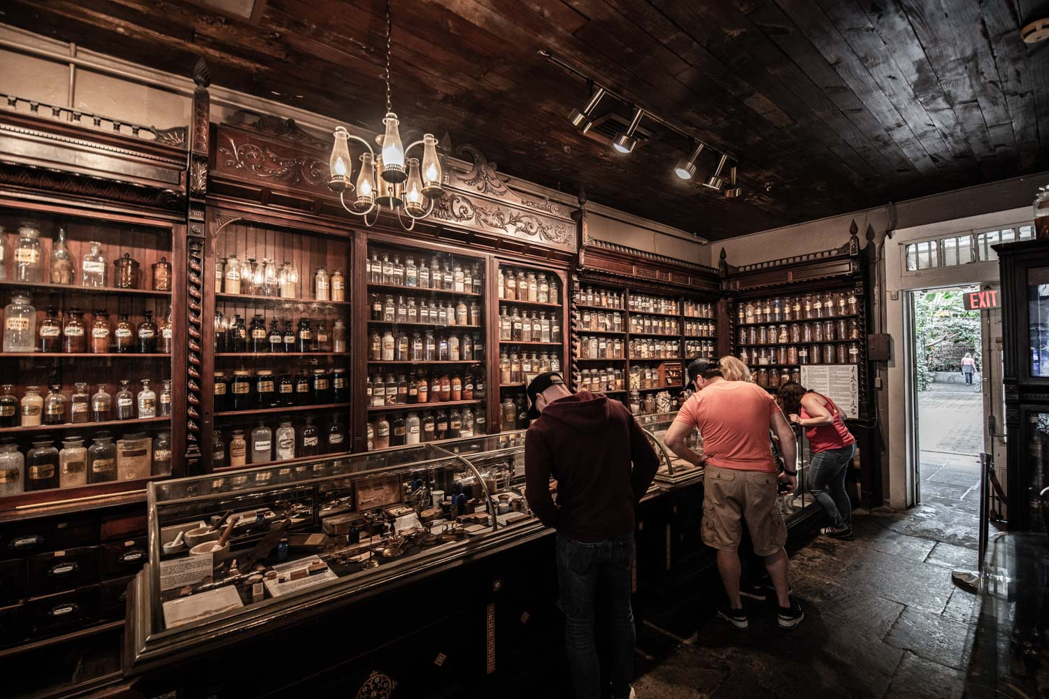 Pharmacy museum - 2 Days in New Orleans