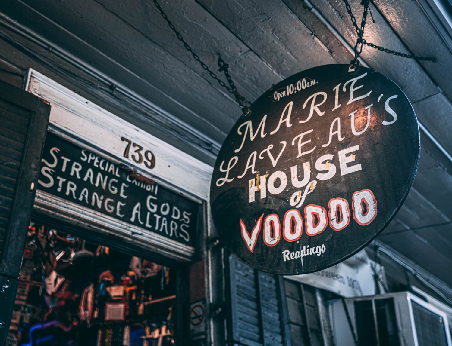 House of Voodoo - 2 Days in New Orleans