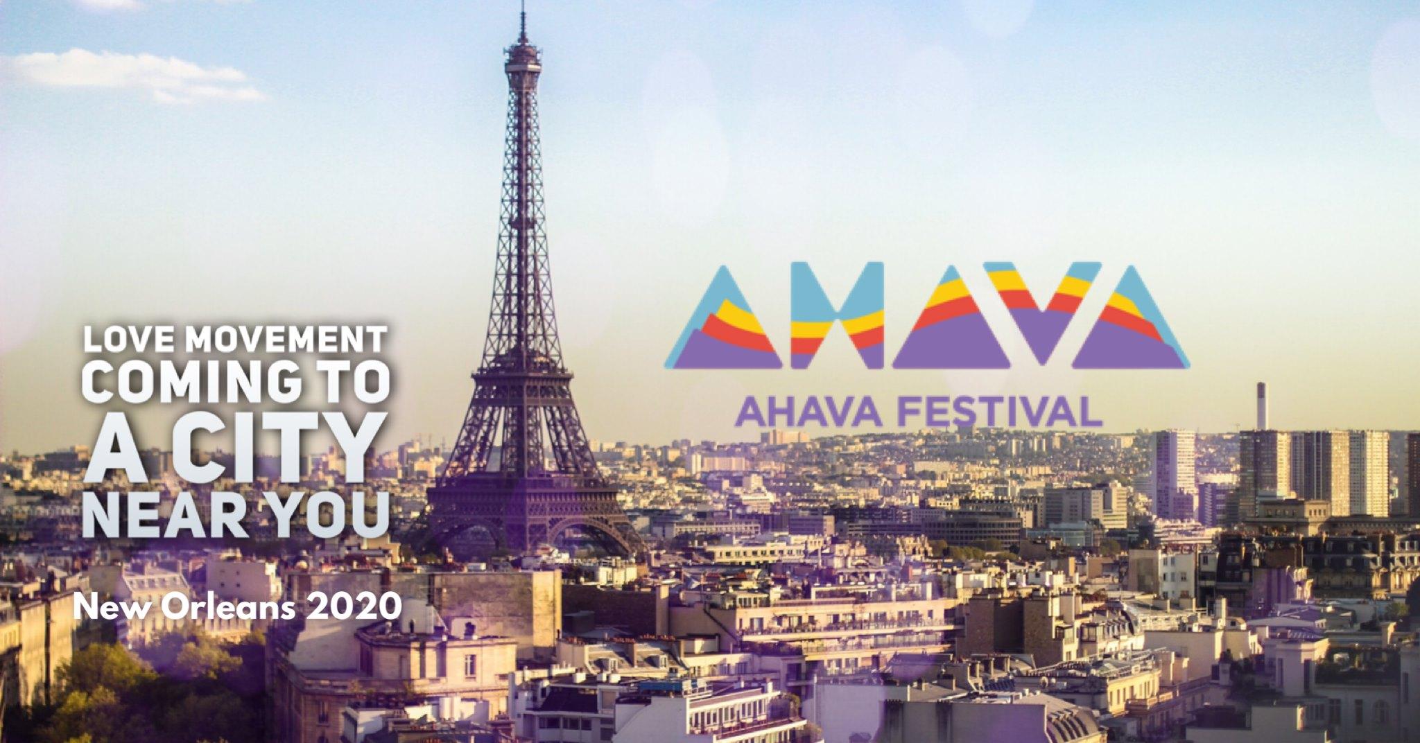 Ahava Festival - New Orleans Festivals 2020