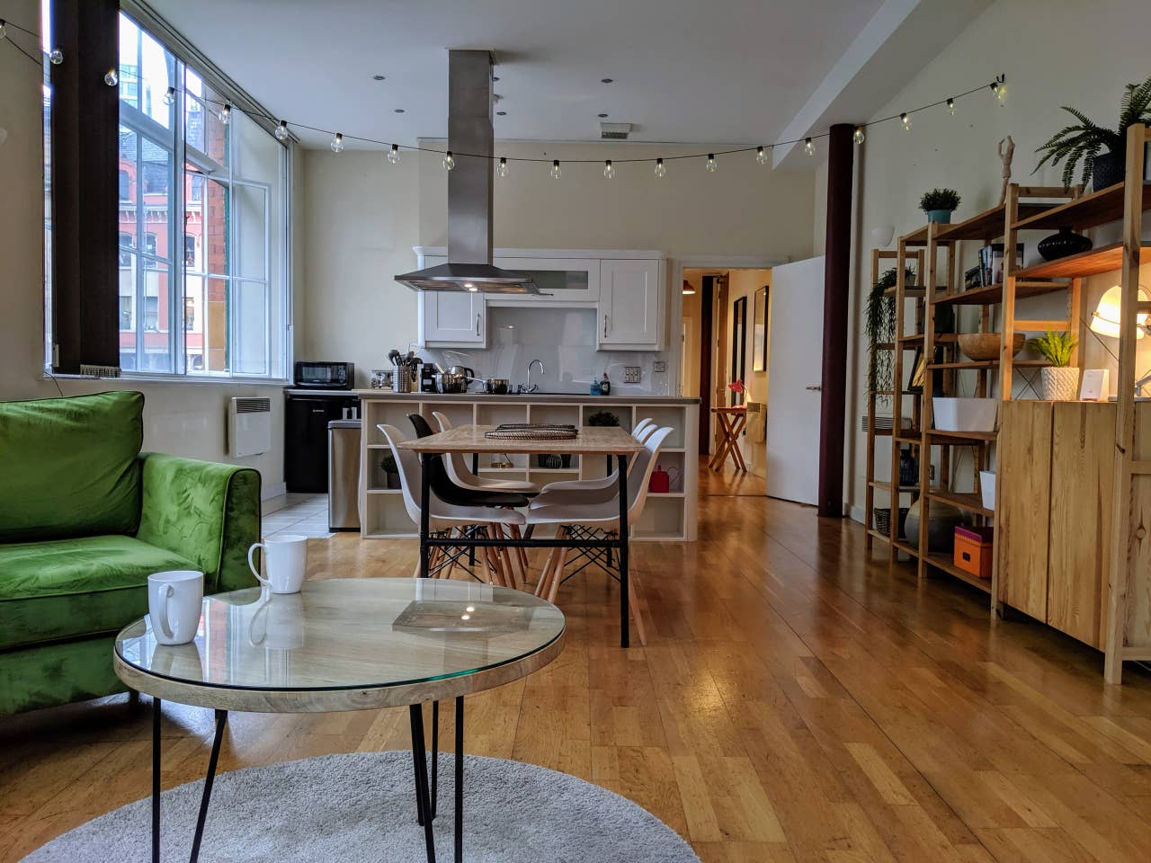 Airbnb Rentals in Manchester