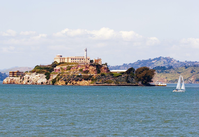 Alcatraz island prison San Francisco - Best Airbnbs in San Francisco 2020