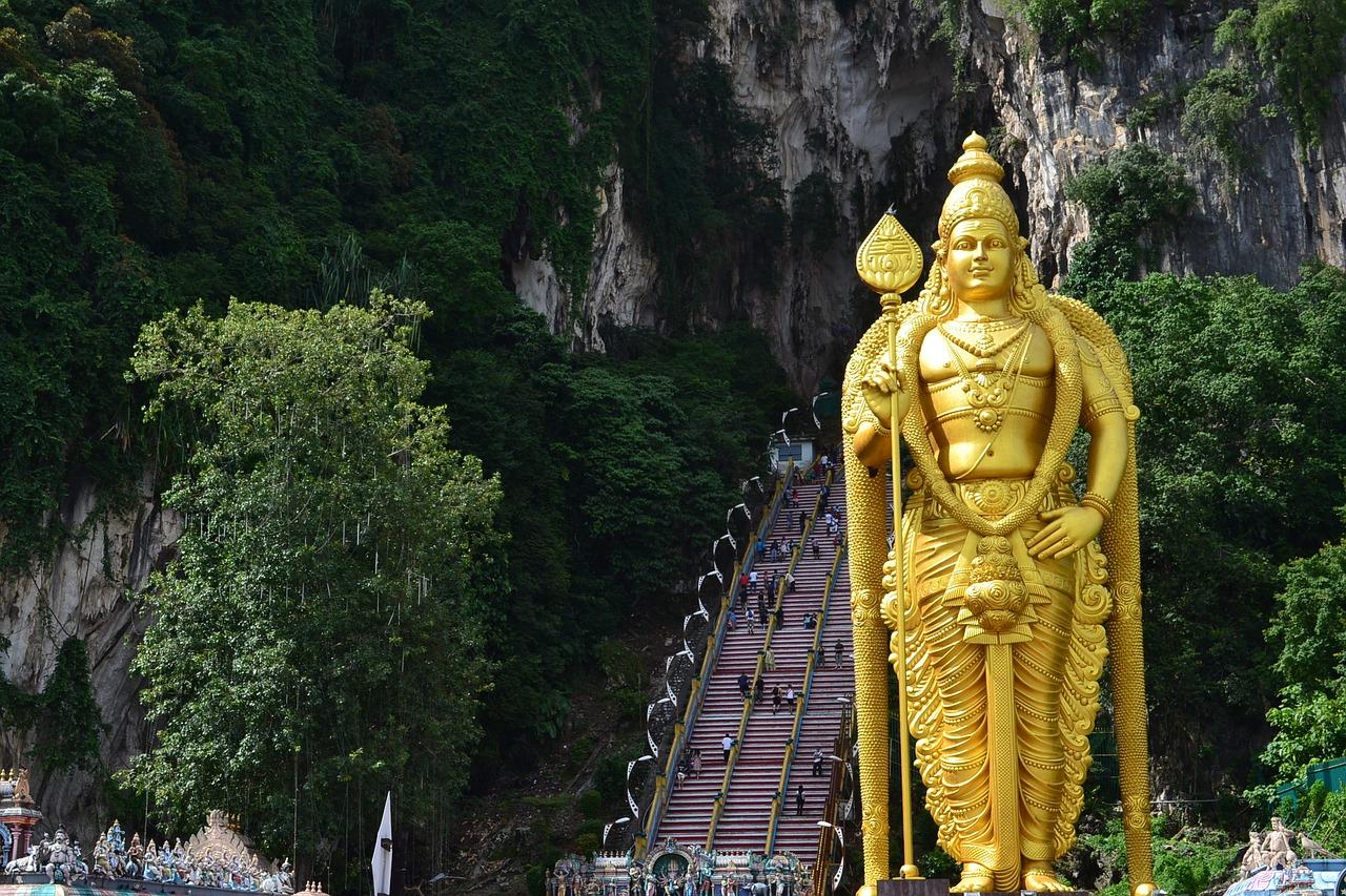 Batu Caves - Best Airbnb KL Malaysia