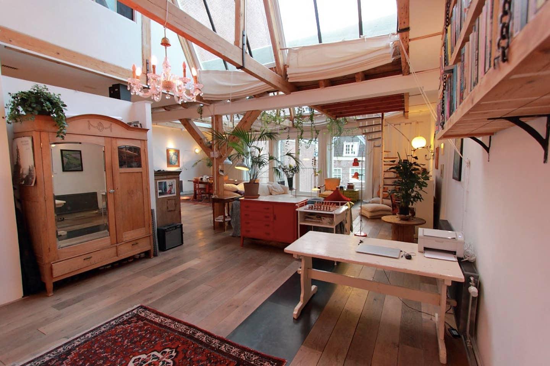 Best Loft Airbnbs Amsterdam