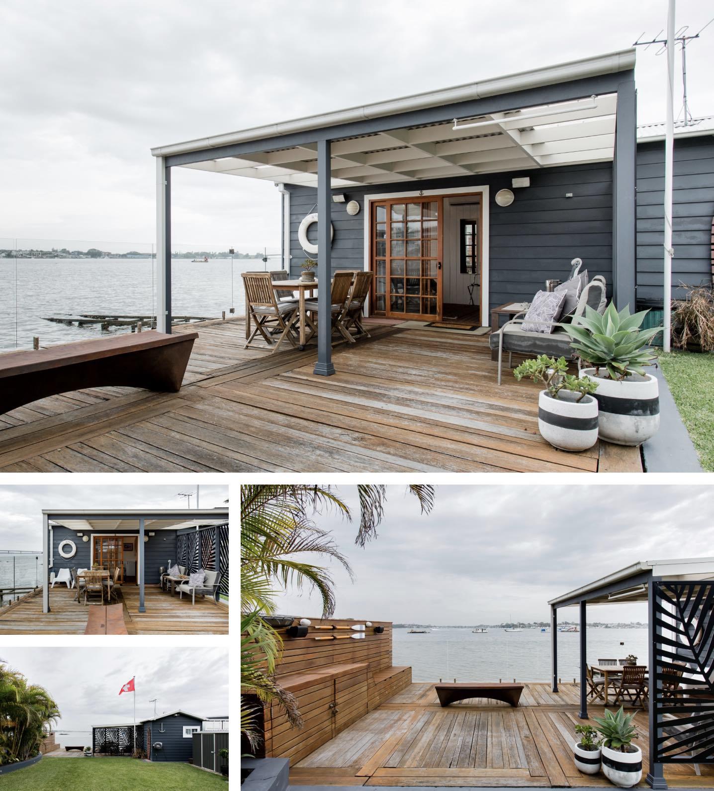 Boatshed Airbnb Sydney