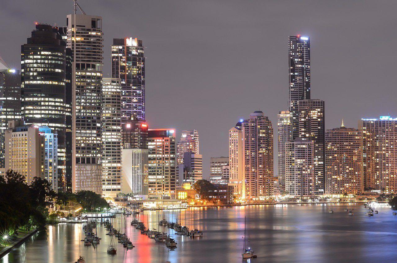 Brisbane - Largest Cities in Australia