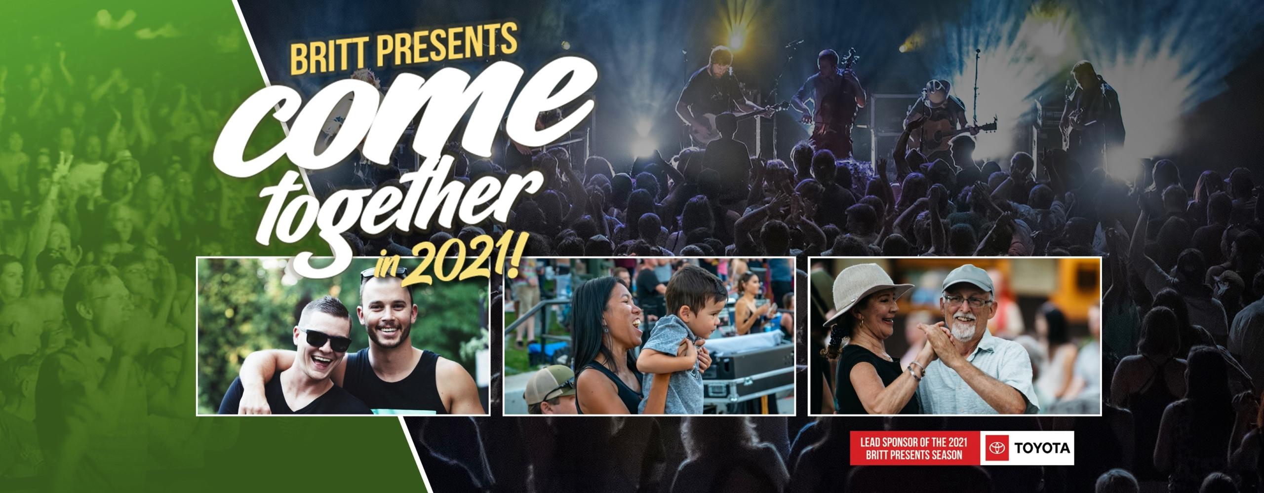 Britt Music Festival 2021