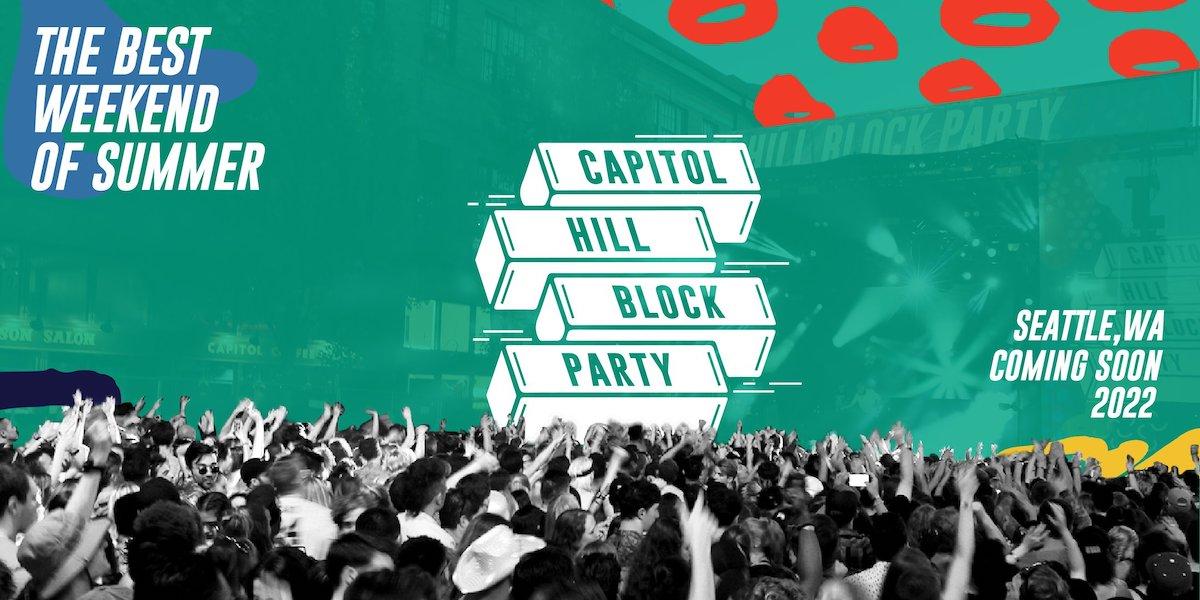 Capitol Hill Block Party FestivalCapitol Hill Block Party Festival