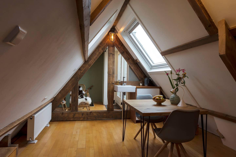 Cheap Airbnbs in Amsterdam
