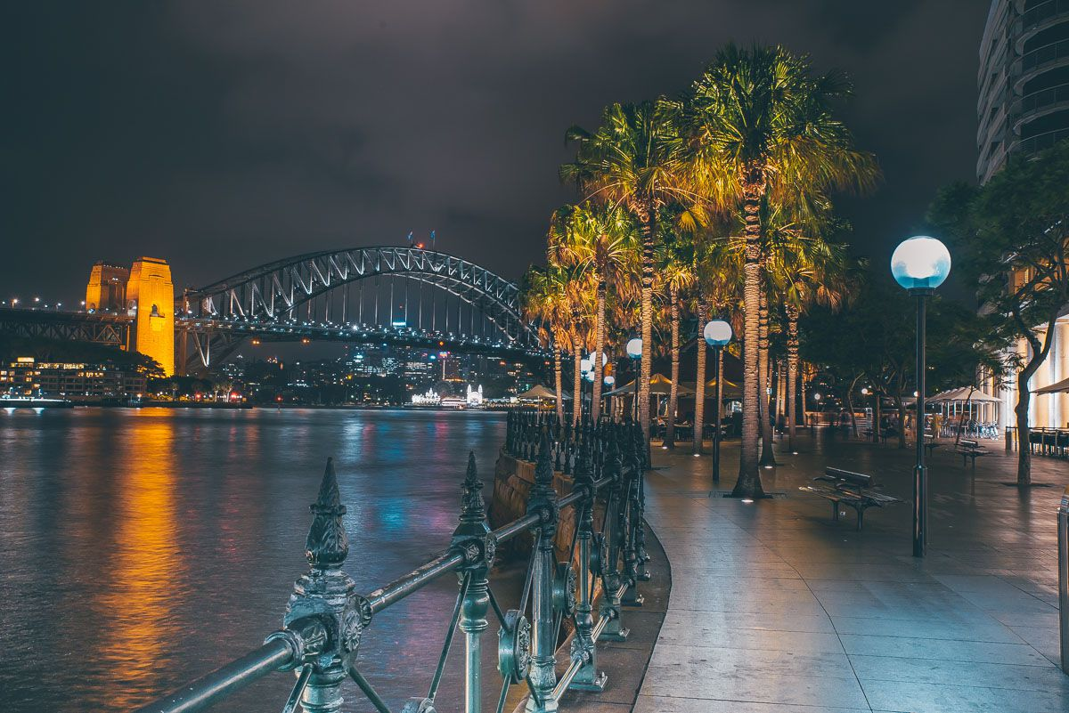 Circular Quay - Sydney Facts