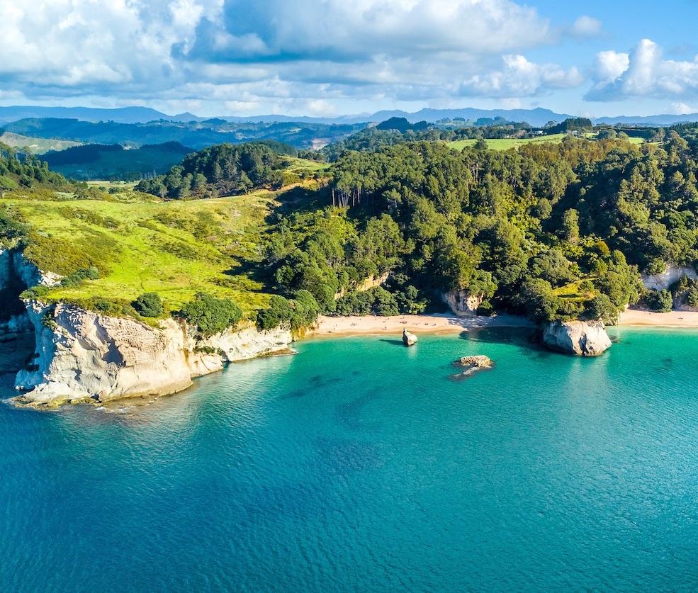 Coromandel Peninsula - Best Airbnbs in Auckland