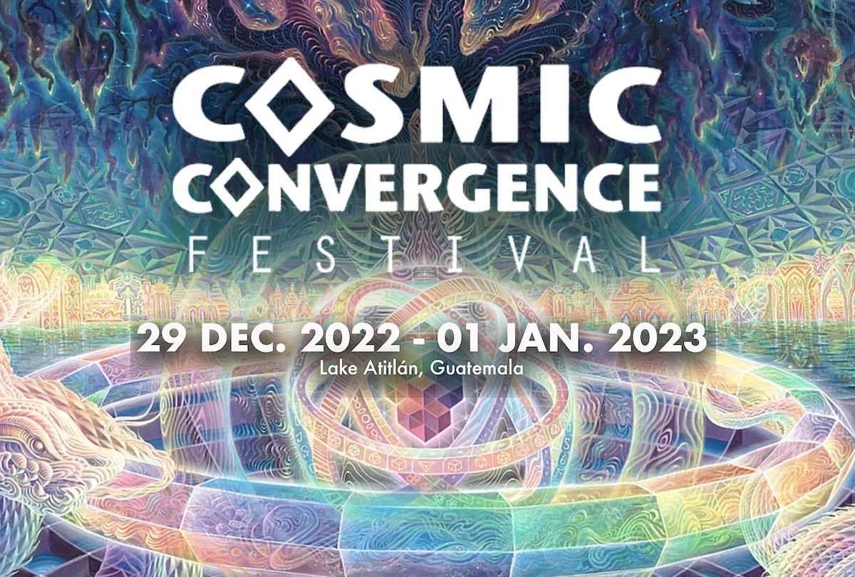 Cosmic Convergence Festival Central America
