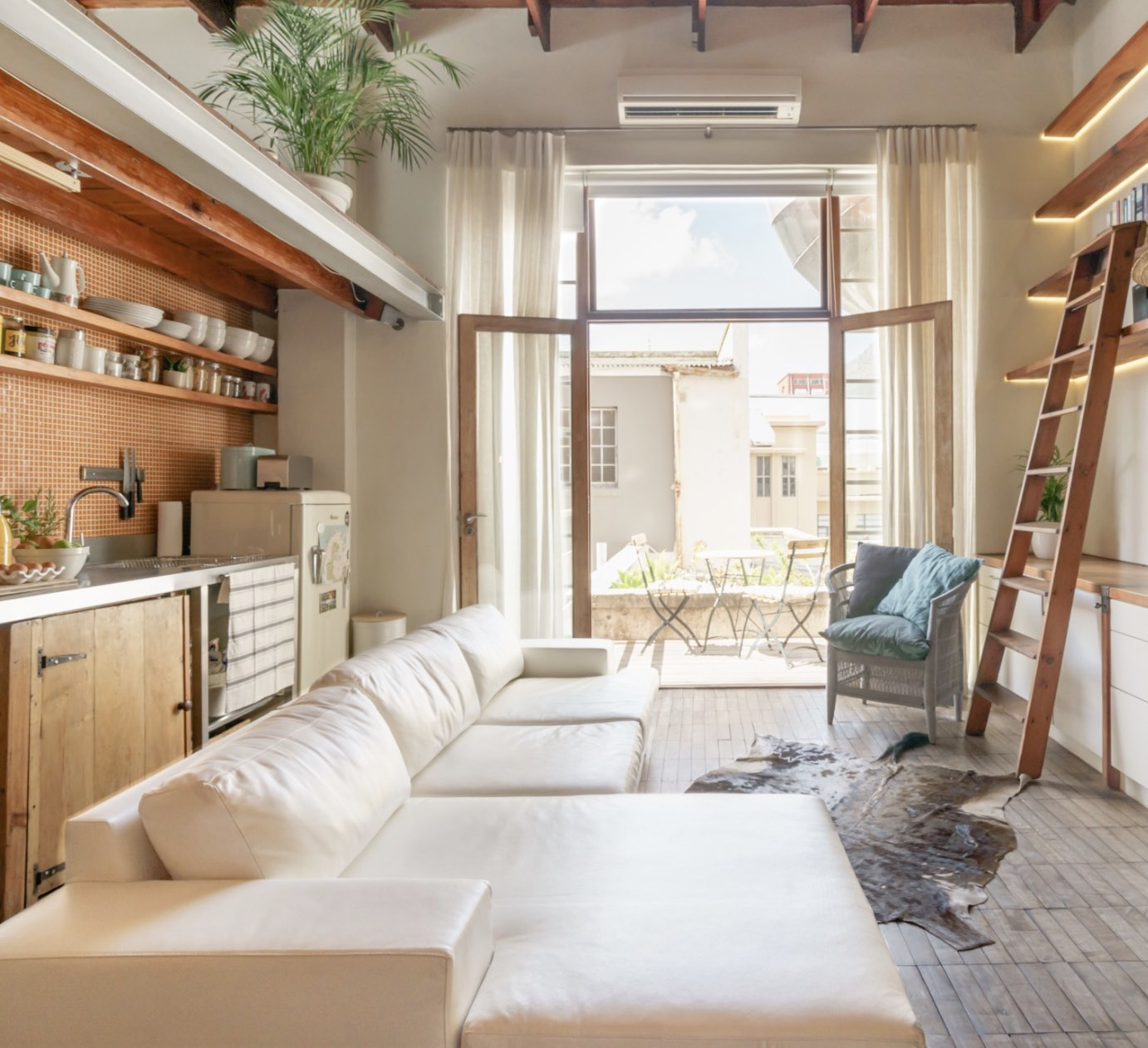 Downtown Airbnbs in Cape Town