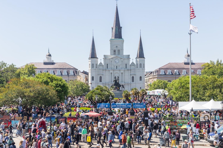 French Quarter Festival - Best New Orleans Festivals 2020